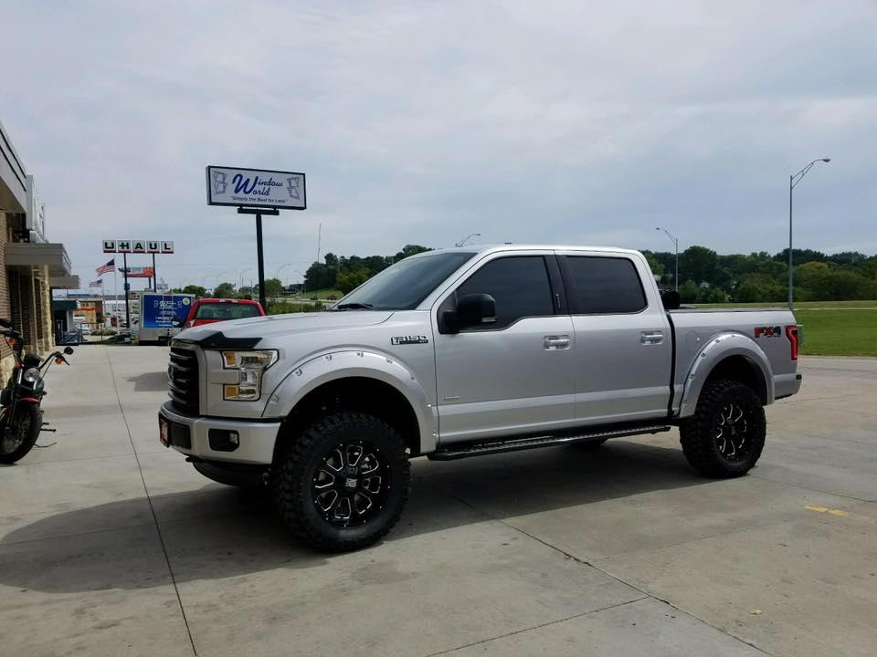 new truck lifts