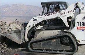 Equipment Rentals With Operators San Diego - Aztec Equipment