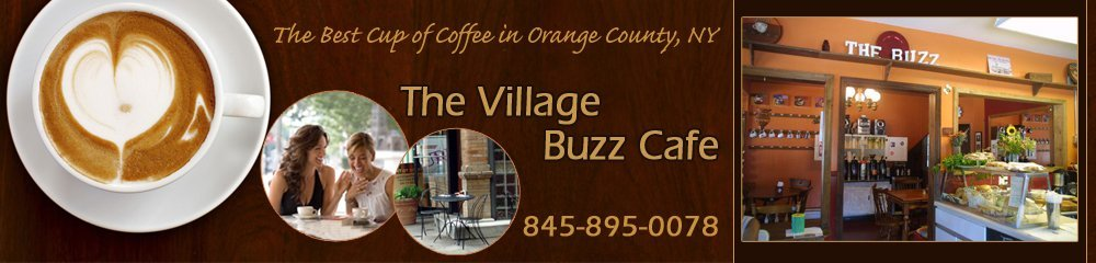 Café - Greenwood Lake, NY - The Village Buzz Cafe