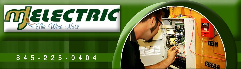 Electrician - Brewster, NY - M.J. Electric