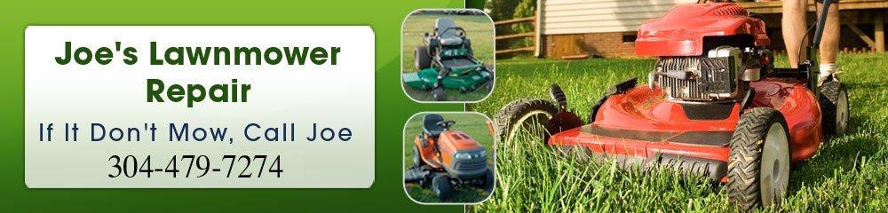 Lawn Mower Repair Weirton, WV - Joe's Lawnmower Repair 304-479-7274