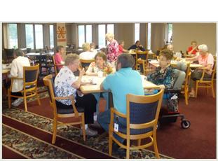 Nursing Home Social   Mitchell, SD   Countryside Living   605-996-1991