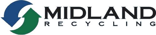 Midland Recycling Logo