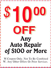 Specials Coupon 3 Mount Kisco, NY - Mount Kisco Automotive Center Inc. - 914-864-1501