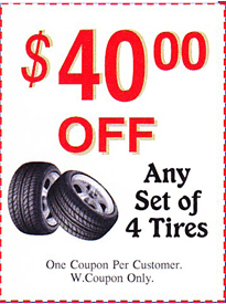 Specials Coupon 2 Mount Kisco, NY - Mount Kisco Automotive Center Inc. - 914-864-1501