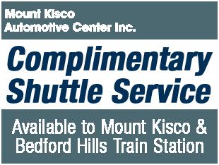 Mount Kisco Auto Repair - Complimentary Shuttle Service