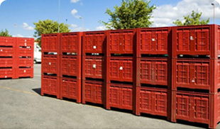 Red storage