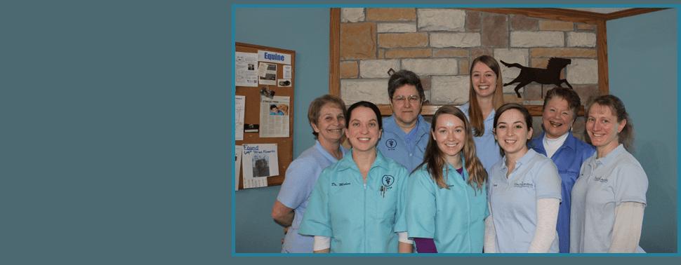 Photos form the clinic
