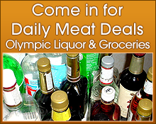 Liquor and Grocery Store - Racine, WI - Olympic Liquor and Groceries - Liquors