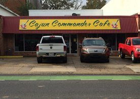 Cafe Gallery | Youngsville, LA | Cajun Commander Catering | 337-349-4557