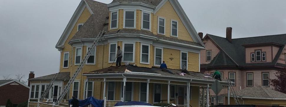 Roof repair | Somerville, MA | Carroll Sons Inc | 617-625-8334