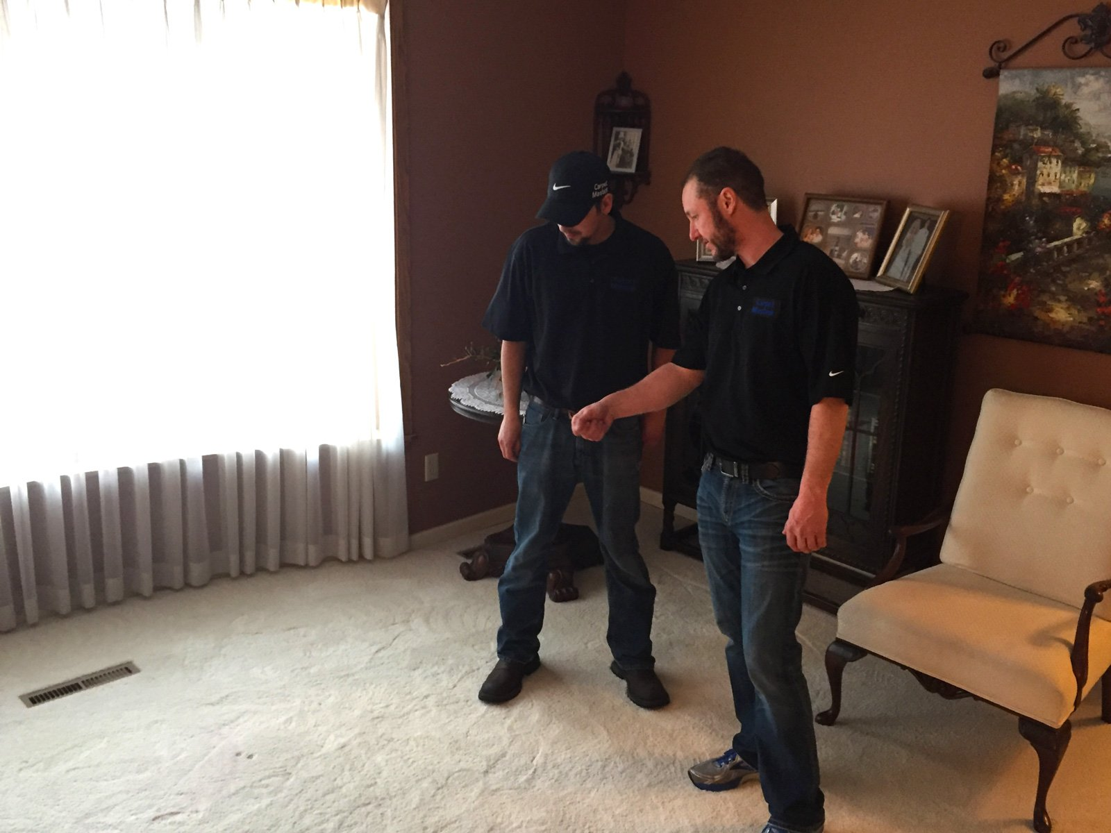 Carpet Inspection