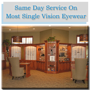 Lens - Watertown, SD - Watertown Family Eyecare - Same Day Service On Most Single Vision Eyewear