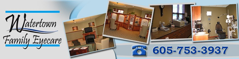 Eye - Watertown, SD - Watertown Family Eyecare
