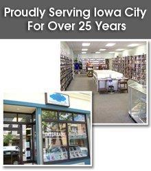 Comic Store - Iowa City, IA - Daydreams