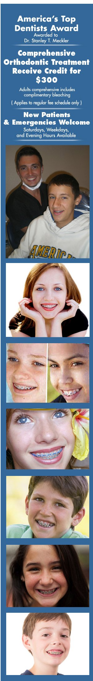 early orthodontics - Parma, OH - A Family Dental Care