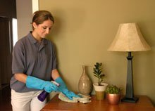 house cleaning - Oxford, IA - House Beautiful Maids