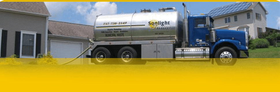 septic system consultation | Ephrata, PA | Sonlight Services | 717-738-2149 (toll free)