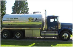 septic tank pumping | Ephrata, PA | Sonlight Services | 717-738-2149 (toll free)