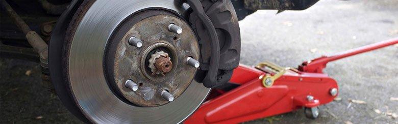 Brake service and repairs
