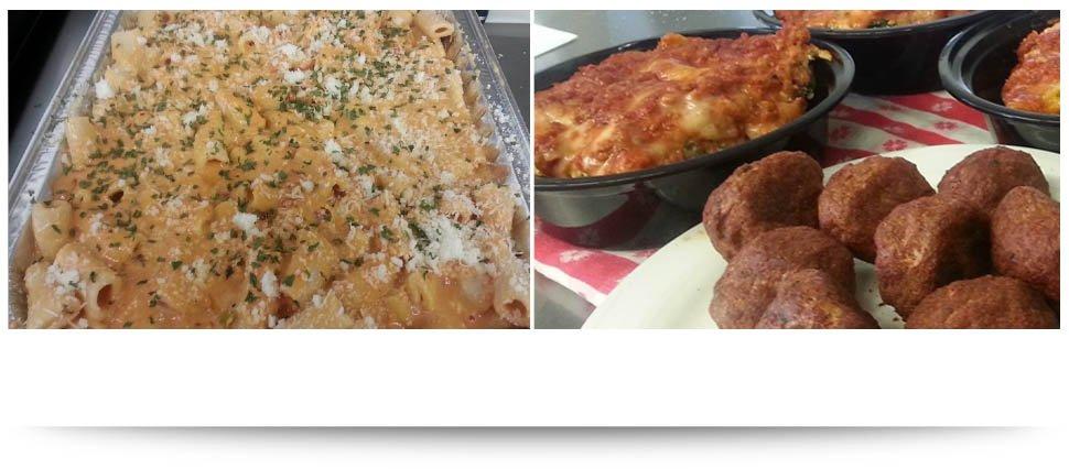 lasagna | Uitca, NY | Maria's Pasta Shop | 315-797-6835