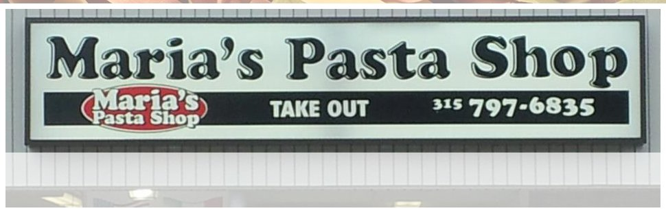 cappellini | Uitca, NY | Maria's Pasta Shop | 315-797-6835