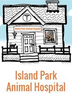 Island Park Animal Hospital - Logo