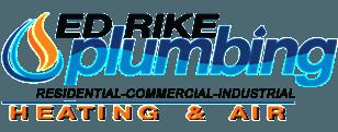 Ed Rike Plumbing Heating & Air - Logo