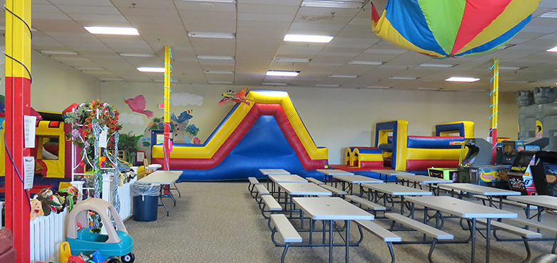 Perfect party area