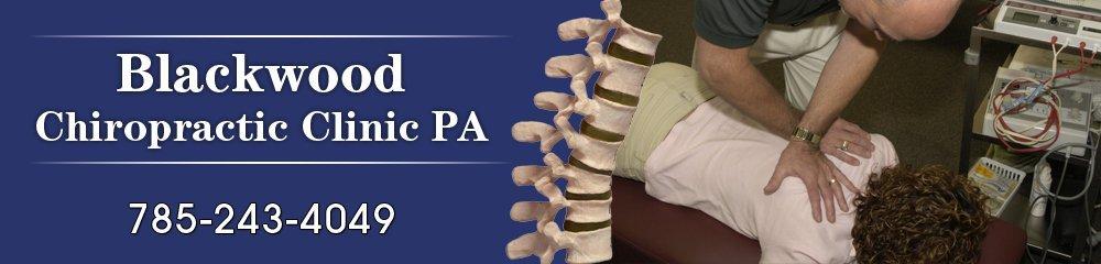 Chiropractor - Concordia, KS - Blackwood Chiropractic Clinic PA