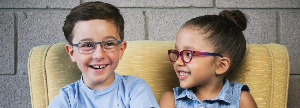 Kids With Spectacles