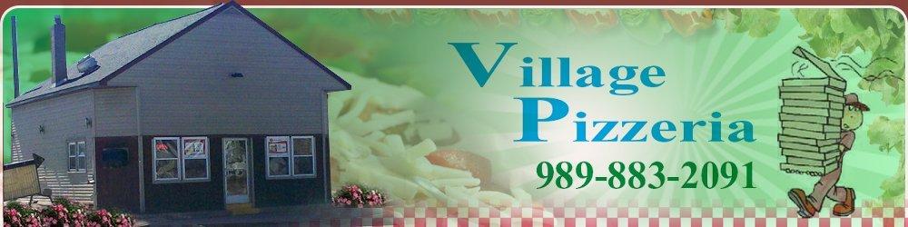 Pizzeria Sebewaing, MI - Village Pizzeria