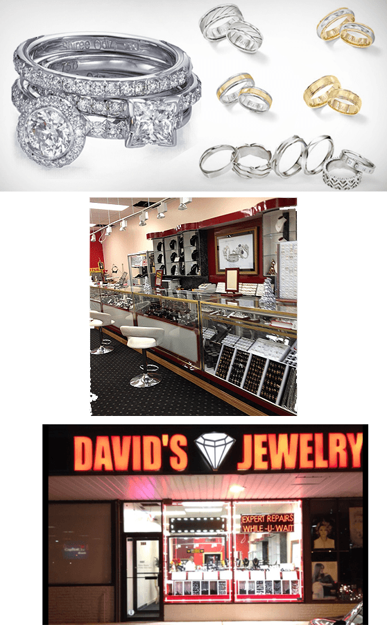 Davids Jewelry - Engagement Rings and Wedding Bands - Bethpage, NY