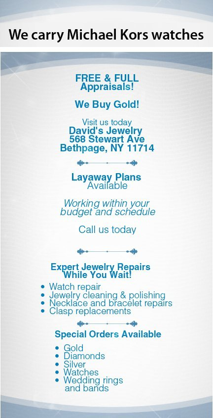 Davids Jewelry - Jewelry Store - Bethpage, NY