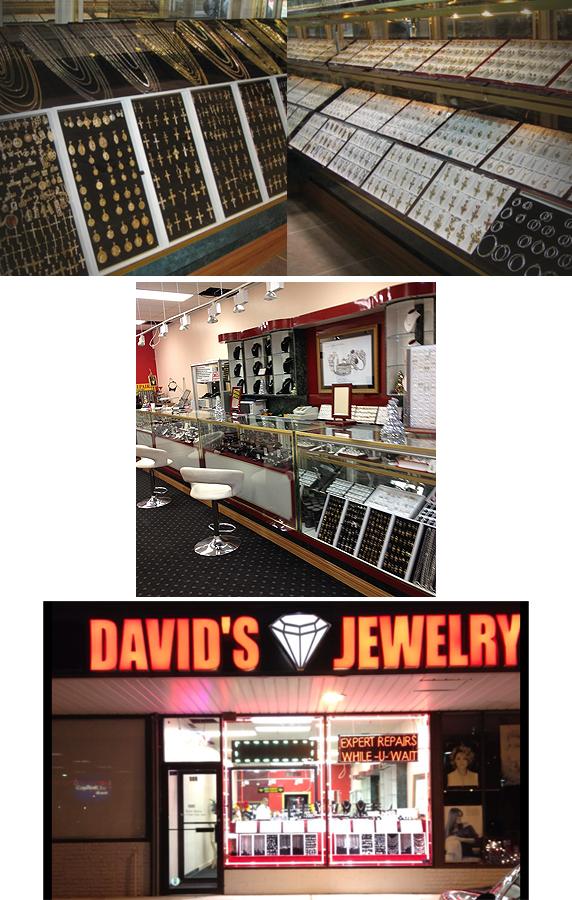 Davids Jewelry - We Buy Gold - Bethpage, NY