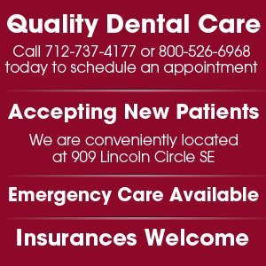 Financial Information - Orange City, IA - Orange City Dentistry