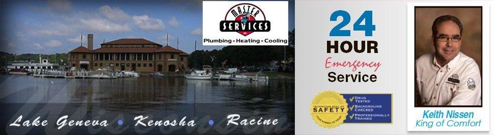 Furnace Repair - Kenosha, WI - Master Services Inc.