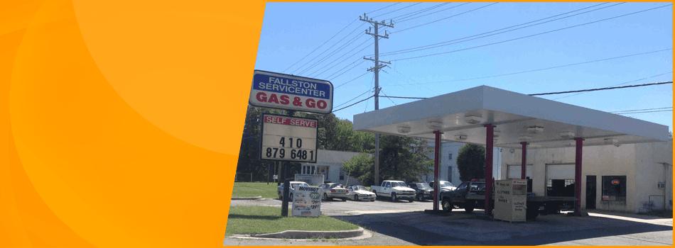 | Fallston, MD | Fallston Service Center | 410-879-6481