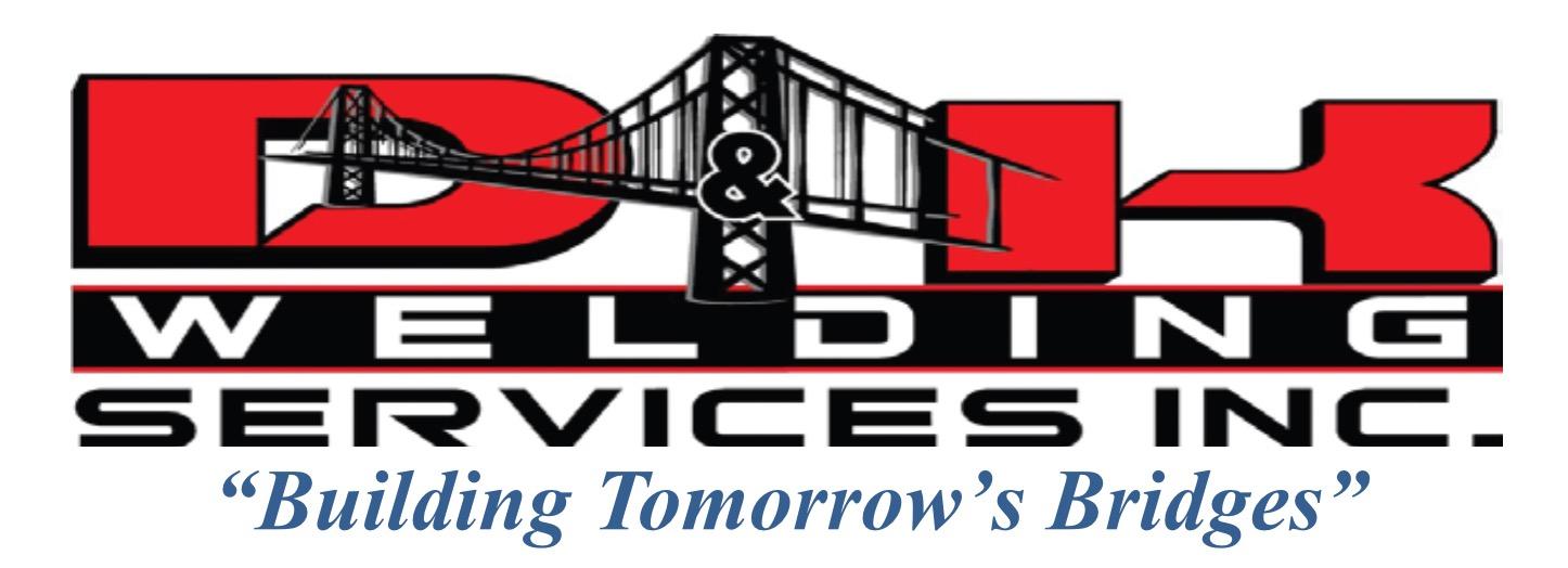 D & K Welding Services Inc. - logo