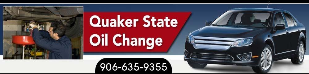 Car Wash - Sault Sainte Marie, MI - Quaker State Oil Change
