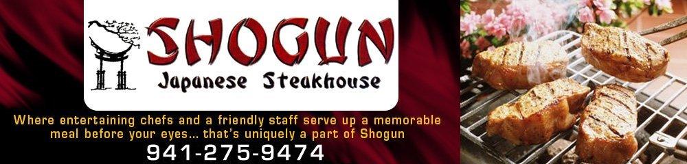 Japanese Steakhouse  Venice, FL - Shogun Japanese Steakhouse