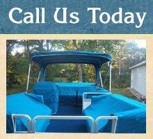 Boat Covers - Roscommon, MI - Northern Michigan Canvas