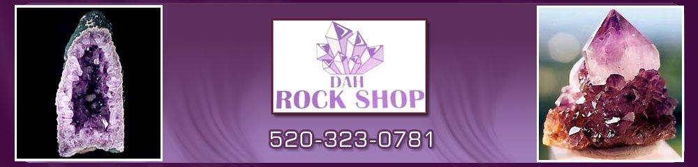 Rock Shops - Tucson, AZ - Dah Rock Shop