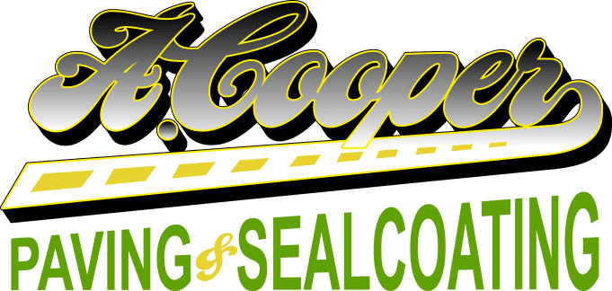 A. Cooper Paving & Sealcoating - Logo