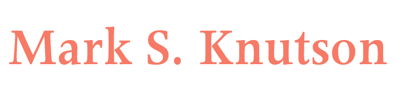 The Law Offices of Mark S. Knutson - Logo