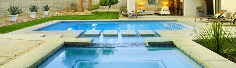 Customized pool
