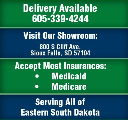Home Living Assistance Equipment - Sioux Falls, SD - Northland Rehab Supply
