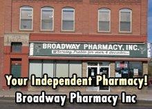 Independent Pharmacy - Pueblo, CO - Broadway Pharmacy Inc