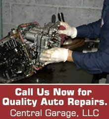 Automotive Repairs - Dripping Springs, TX - Central Garage, LLC