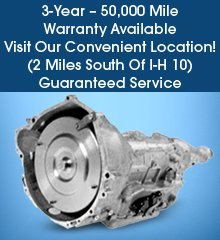 Auto Repair Shop - Vidor, TX - Vidor Transmission Specialist